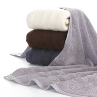 Wholesale hot sale factory 5 star eco knit towels hotel