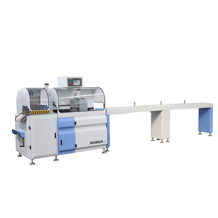 parker aluminium profile cutting machine for windows and doors