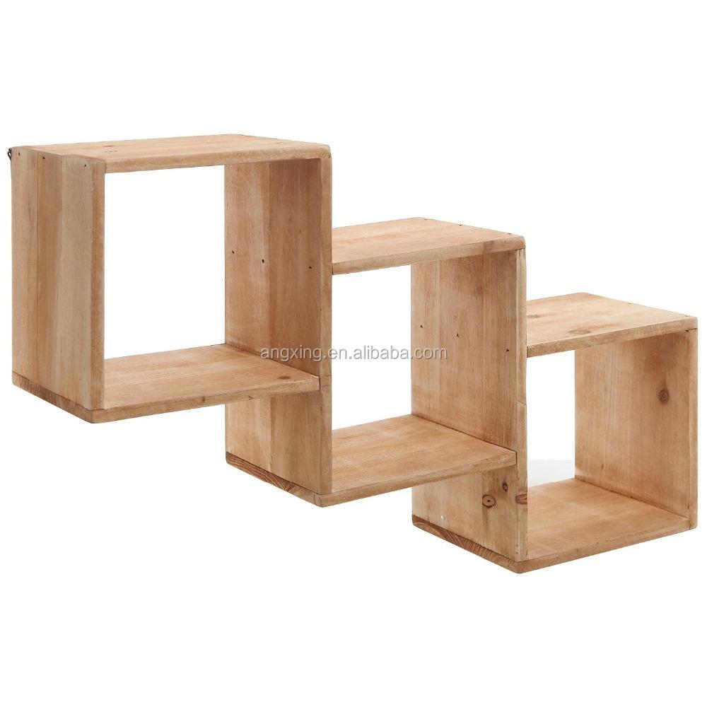 supplier wooden square shelves wooden square shelves. Black Bedroom Furniture Sets. Home Design Ideas