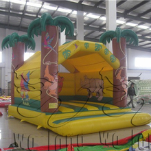 indoor inflatable trampoline, inflatable mini bouncer