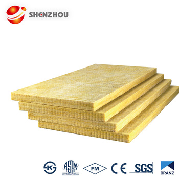 Mineral Wool Roof Insulation Green