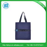 Standard size cotton tote bag / canvas promotional bags tote for ladies