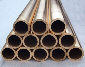 Cupronickel Pipe & Tube Seamless C70600 c71500 Copper Nickel for Marine
