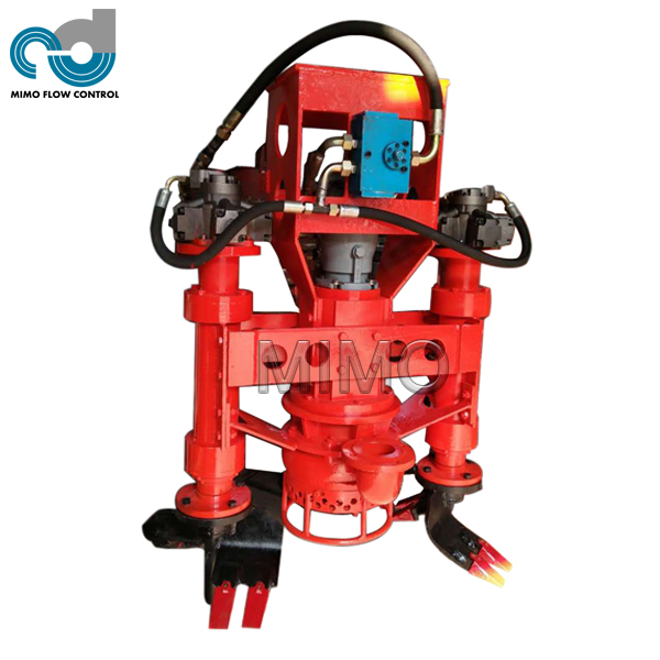 High Chrome Mineral Processing Centrifugal Pump Machine for Slurry