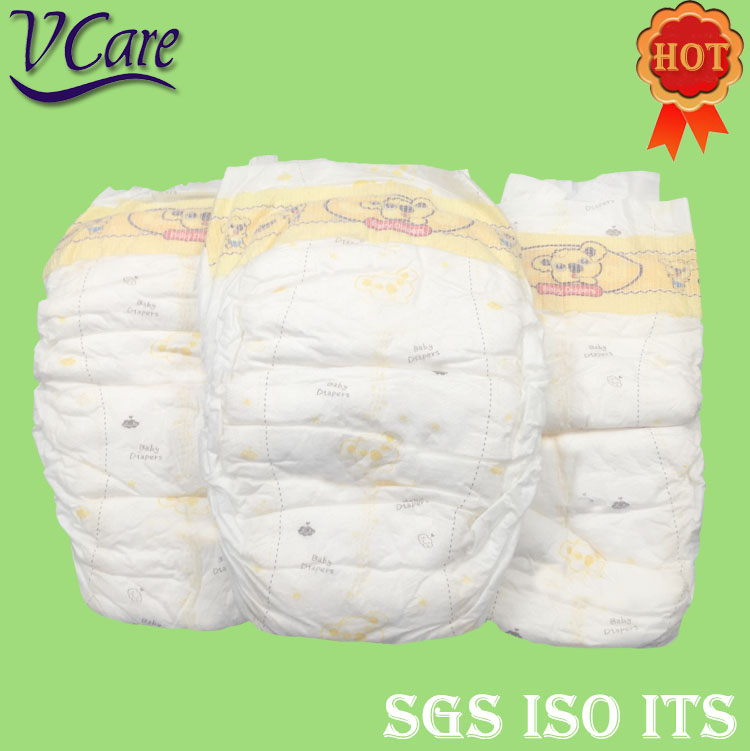 Low Price B Grade Bales Baby Diapers Wholesale Usa