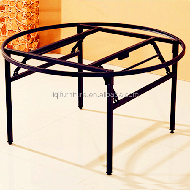 New Style Strong Steel Table Legs For Long Rectangular Table and Bench