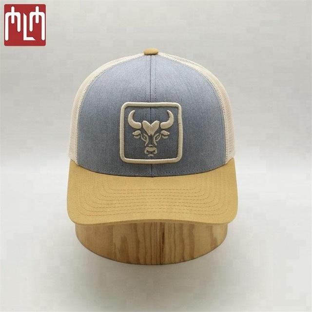 Personalizar Snapback sombreros de camionero de la malla gorra de 3d  bordado gorra de béisbol bfffe6c9349