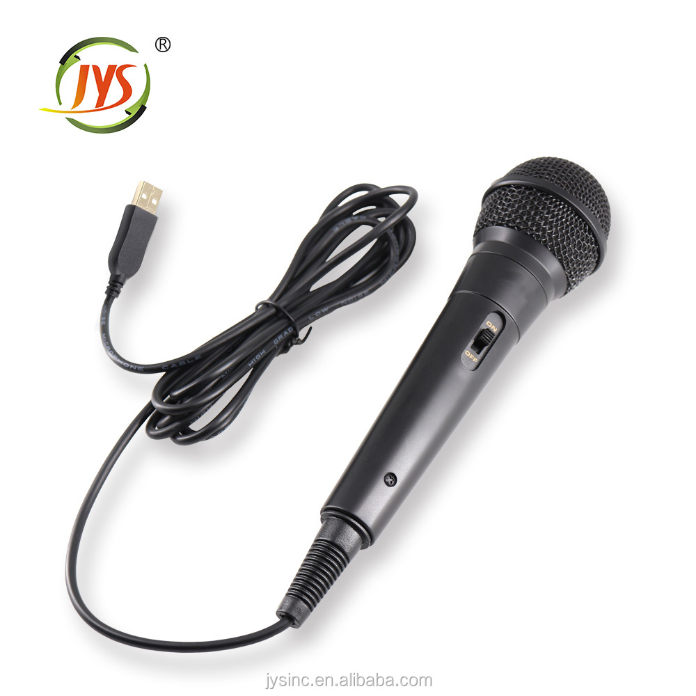 For Nintendo Switch Let's sing USB Microphone for PS4/Wii/Xbox One