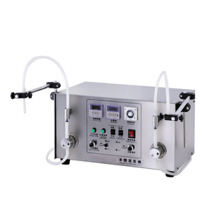 digital control e-liquid widely-used water injection filling machine