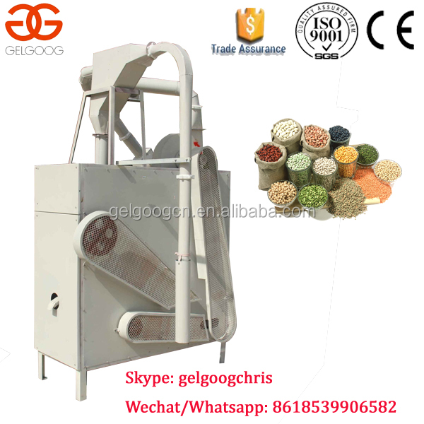 High Efficiency Tiger Nut Cleaning Machine