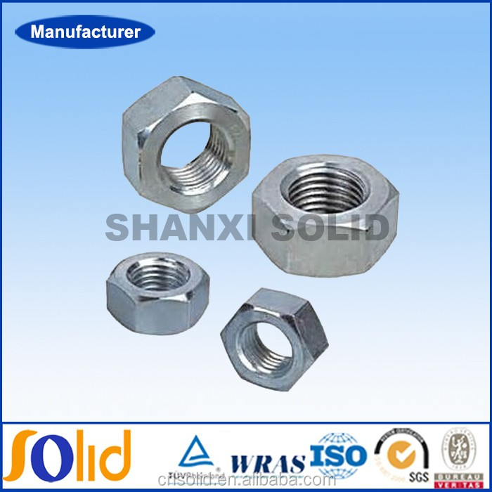 A2-70 304 M8 Hex Stainless Steel hardware machine bolts and nuts screw