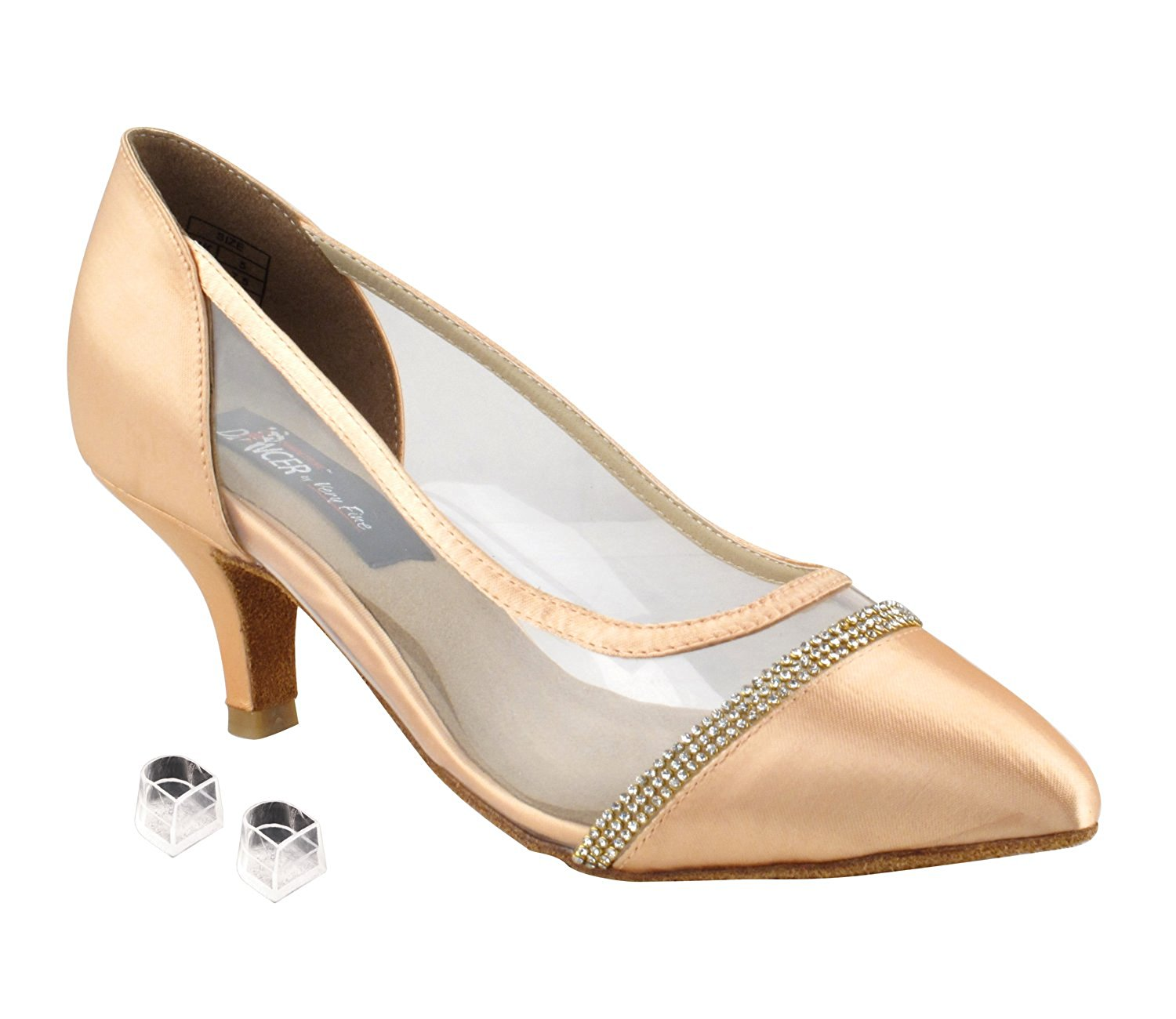 Very fine Shoes Ladies' Standard & Smooth Competitive Dancer Series CD5502 2.5""