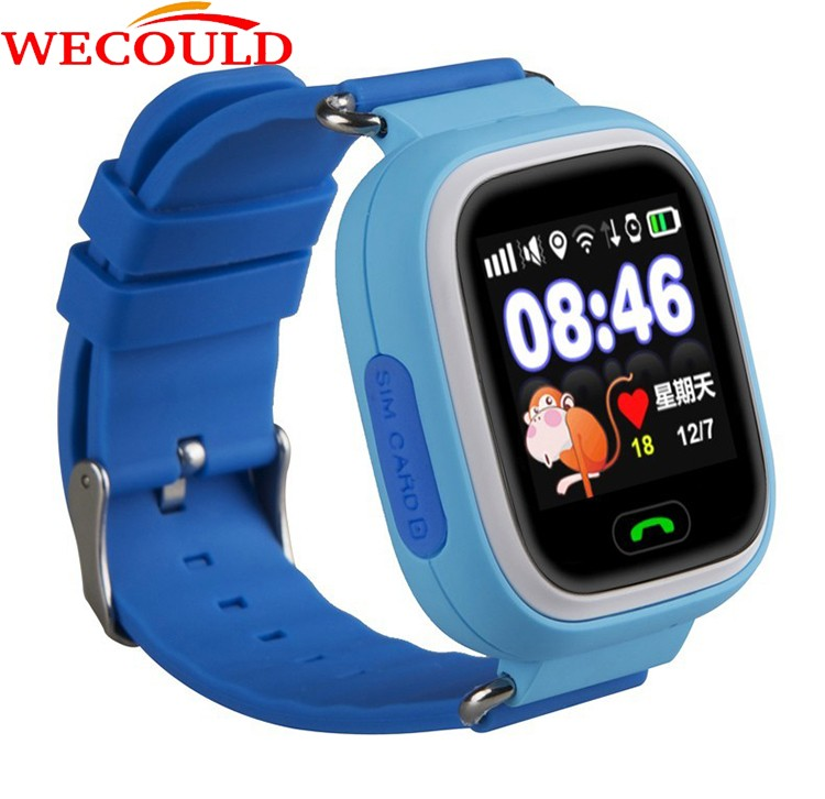 Wecould GPS tracker for kids SOS smartwatch wearable devices smart watch 3G sim watches touch screen q60