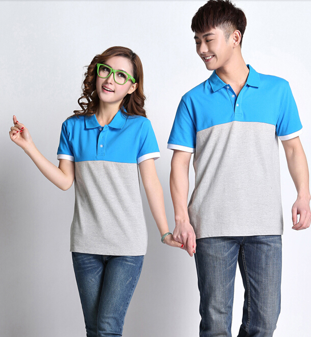 bed21743b Fashional Cute Couple Shirt Design Polo T Shirt