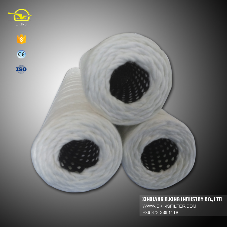 pp cotton string wound water filter wholesale