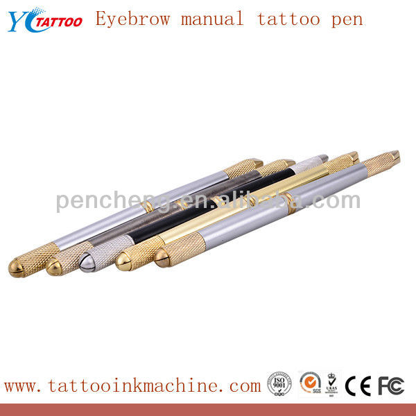 semi permanent makeup eyebrow manual tattoo pen