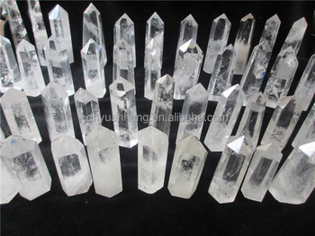 Amazing Natural Clear Quartz Crystal Points For Pendants,Clear Top ...