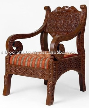 Royal Indian Rajasthani Jodhpur Hand Carved Teak Wooden Sofa Sets Sofa Chairs Carved Furnitures By Classic Silvocrafts Buy Carved Sofa