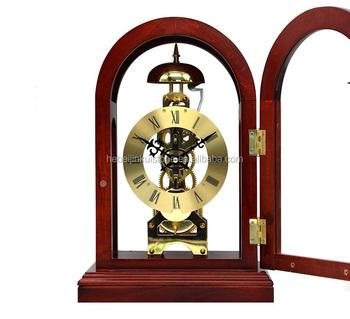 c762db80daf Relógio Mecânico De Madeira Vermelha - Buy Vermelho De Madeira Relógio  Mecânico