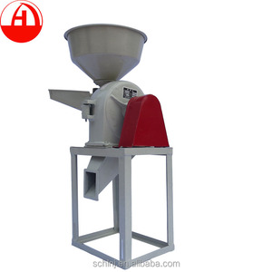 HELI Small Scale feed grinding Maize Machine grinder mill concasseur grain