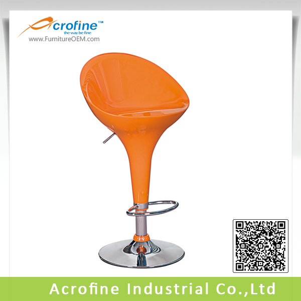 ABS bar chair with low back ABS 1003