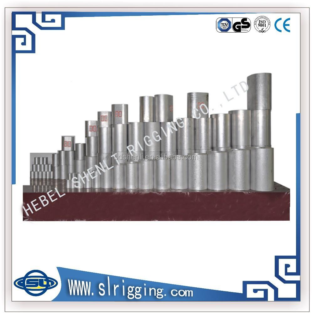 Aluminium Wire Rope Ferrule, Aluminium Wire Rope Ferrule Suppliers ...
