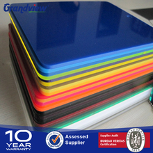 PMMA Plexiglass acrylic sheet for Basketball backboard