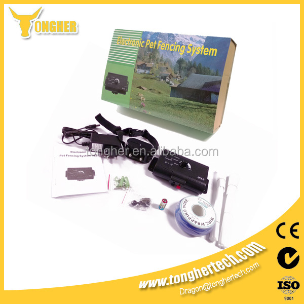 300m in ground invisible electronic pet fence system