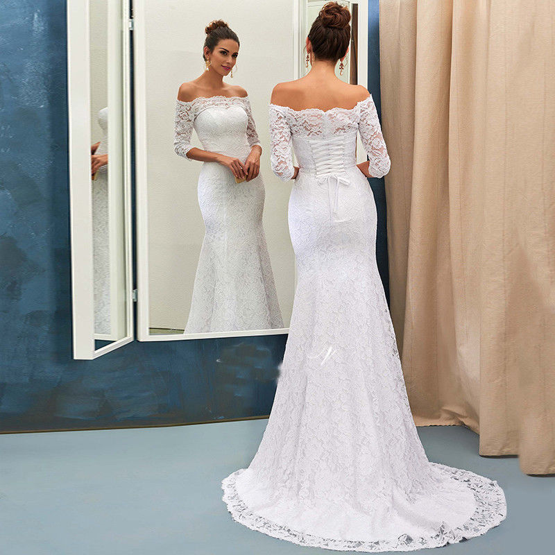 9613685057a China lace dress mermaid wholesale 🇨🇳 - Alibaba