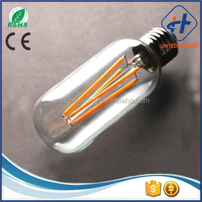 Buy Mini Ampoule E27 Usine Oem À Incandescence Epistar Filament Led 2017 Lampe Ampoule W14 Allumant T45 t45 VqzMUpS