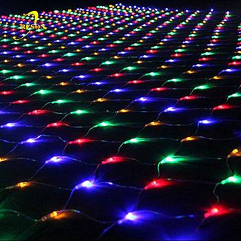 outdoor led christmas fishing net light