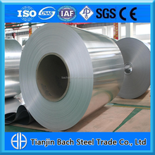SPCC Galvanized Steel Coil With High Preciseness , 600mm - 1500mm Width