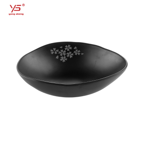SGS certified high quality unbreakable frosted noodle dishes