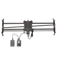 Camera Slider Dolly GP-120QD Carbon Fiber Auto-Loop Video Timelapse Motorized Slider With New Ramping