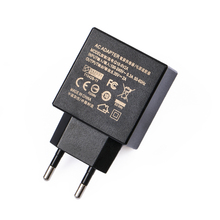 manufacture New charger with EU UK US plug 5v 2a ac dc power adapter