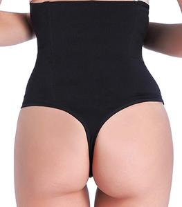 Wholesale women sexy thong panties for body shaping and waist trainer