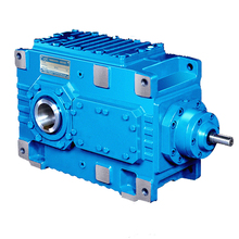 High Power Helical Gear Reducer/ Gearbox/Gear Motor for machine