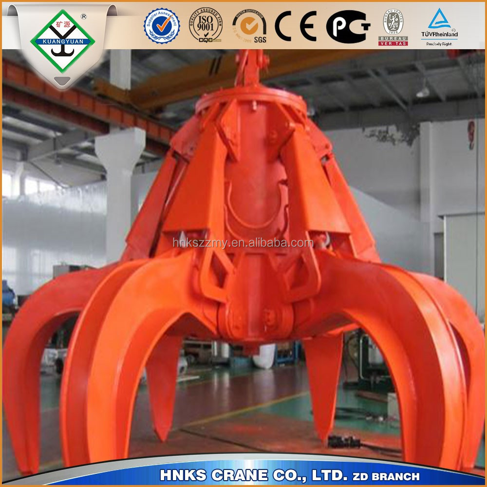 effective grab bucket crane parts for dragline