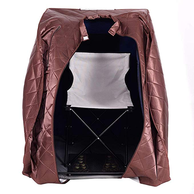 ETL portable ozone dry far infrared sauna
