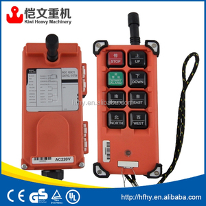 remote control for electric crane,remote control unit, telecrane remote control/radio remote control for electric hoist