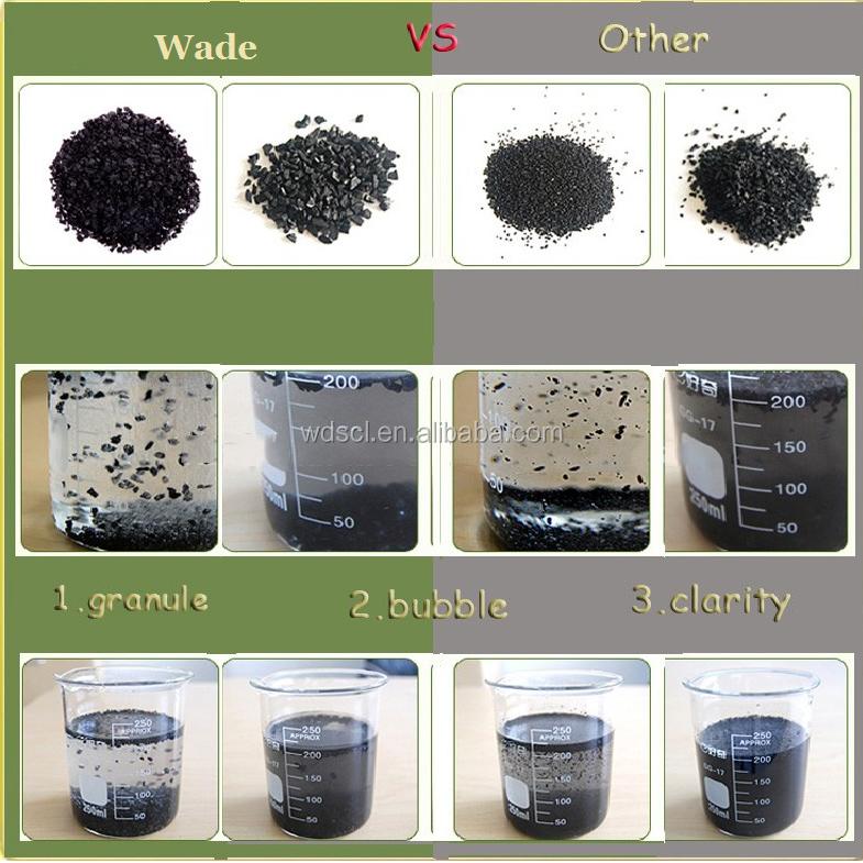 Chemical Used Bulk Granular Activated Carbon Price Per Ton
