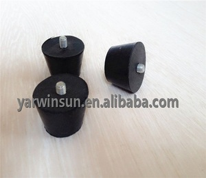 China manufacturer custom rubber products/rubber feet for chair/rubber chair leg