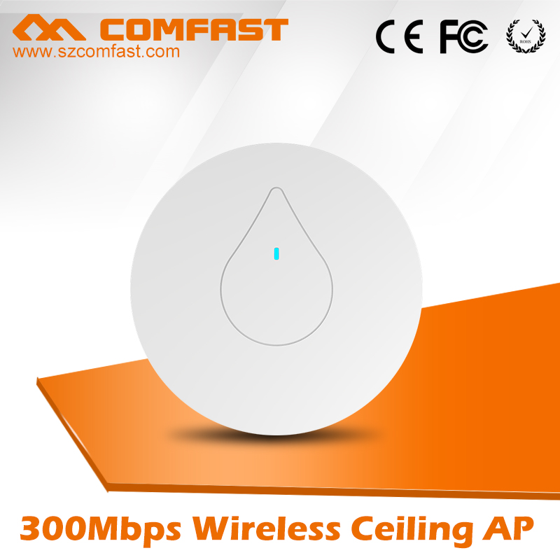 2017 Best Seller COMFAST CF-E350N Wifi Provider Wifi Access Point/Ceiling Access Point