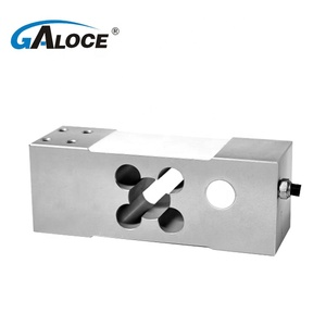 GPB147 OIML Aluminum 150kg 300kg single point load cells