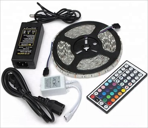 Factory price led strip light 5050 60d rgb 12v