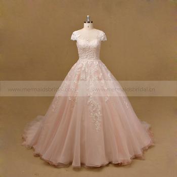 Hot Pink Wedding Dress