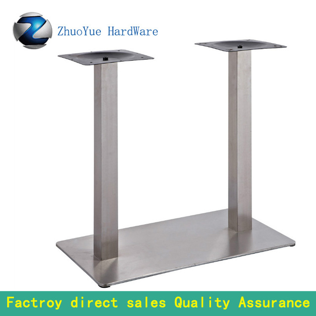 China Table Bases For Wooden Tops Wholesale Alibaba - Stainless steel table tops for sale