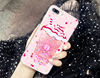 China wholesale cool TPU quicksand accessory mobile phone case cover for iphone 7