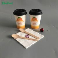 China Manufacturer Disposable Food Package Takeout Container Paper Craft Cup