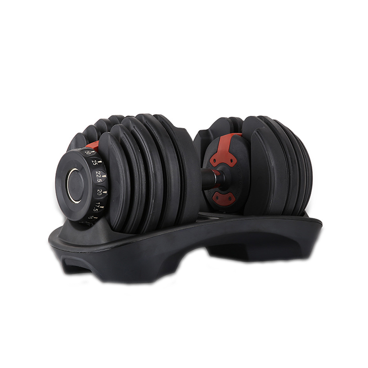 Fitness Equipment Adjustable Dumbbell For Body Building custom dumbbell adjustable